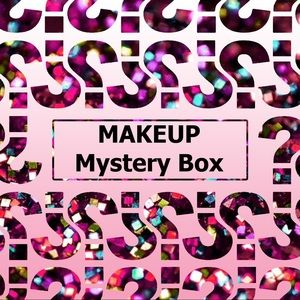Mystery Box - Double $$$ - NEW Full Size Makeup!